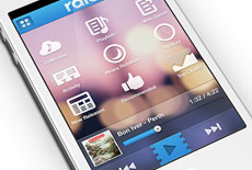 手机应用程序UI设计欣赏