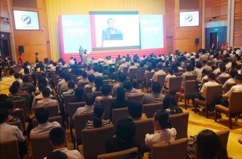 第九届中国国际会展文化节盛大开幕